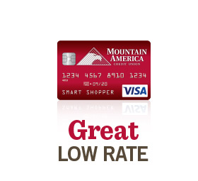 Visa Credit Cards With Low Interest Rates   MACU